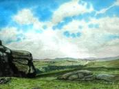 Hay Tor by Keith Davies